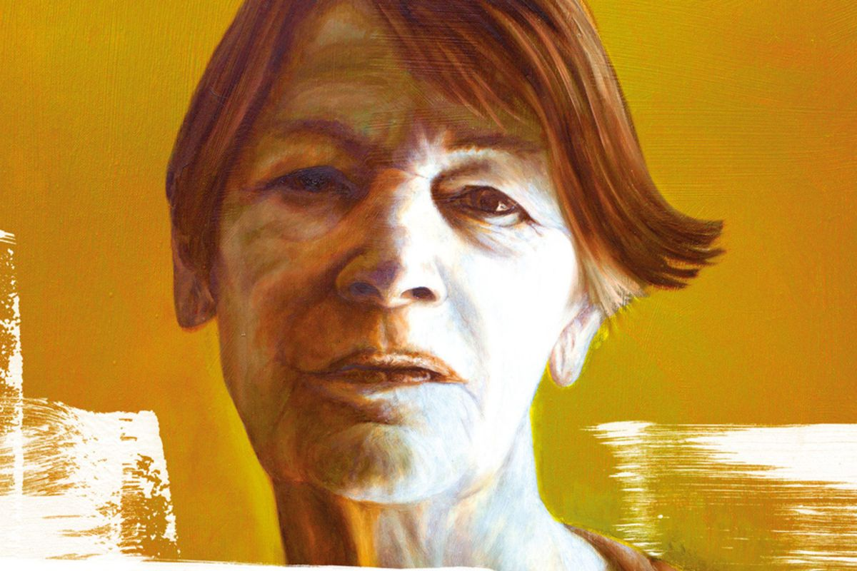 Glenda Jackson in King Lear at The Old Vic