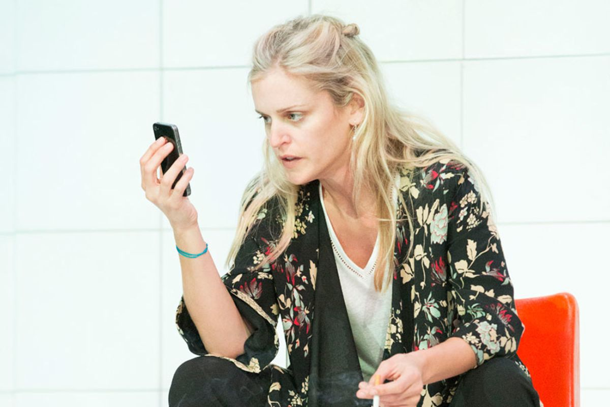Denise Gough in People, Places And Things (Photo: Johan Persson)