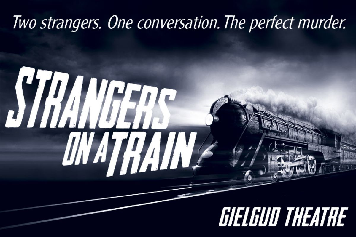 GILT2014 - Strangers On A Train