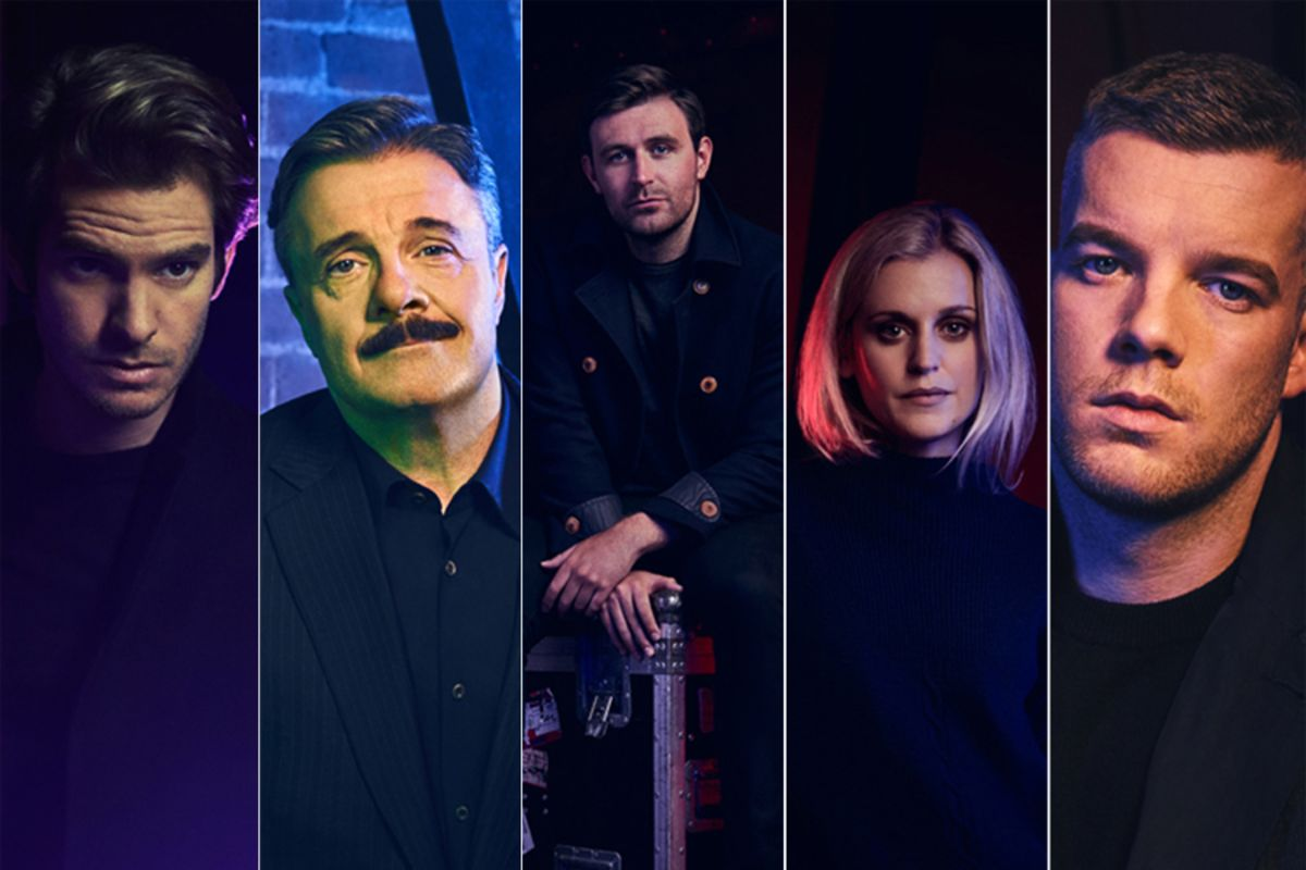 Angels In America cast (Photos: Jason Bell)