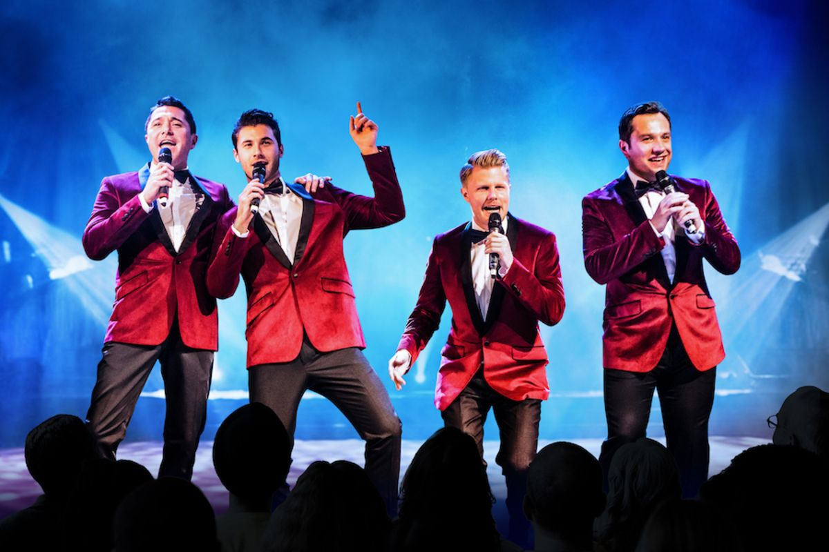 The Barricade Boys - Christmas Cabaret