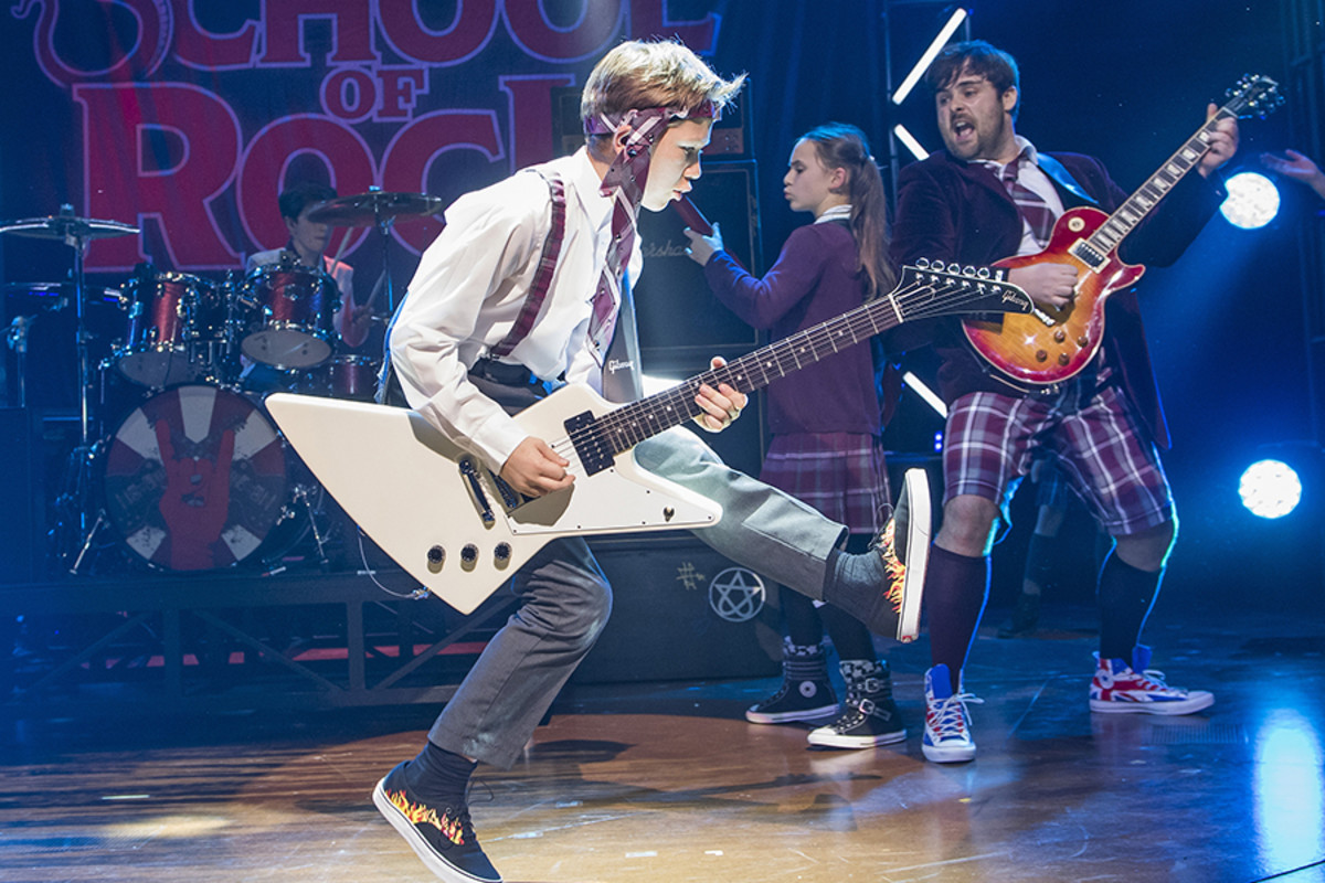 LOA 2017 - Outstanding Achievement Music - School Of Rock