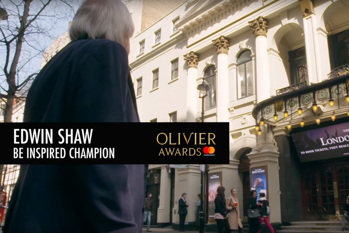 Be Inspired Champion: Edwin Shaw