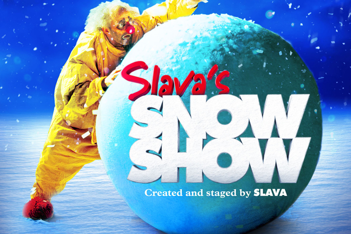 Slava's Snowshow at the Southbank Centre
