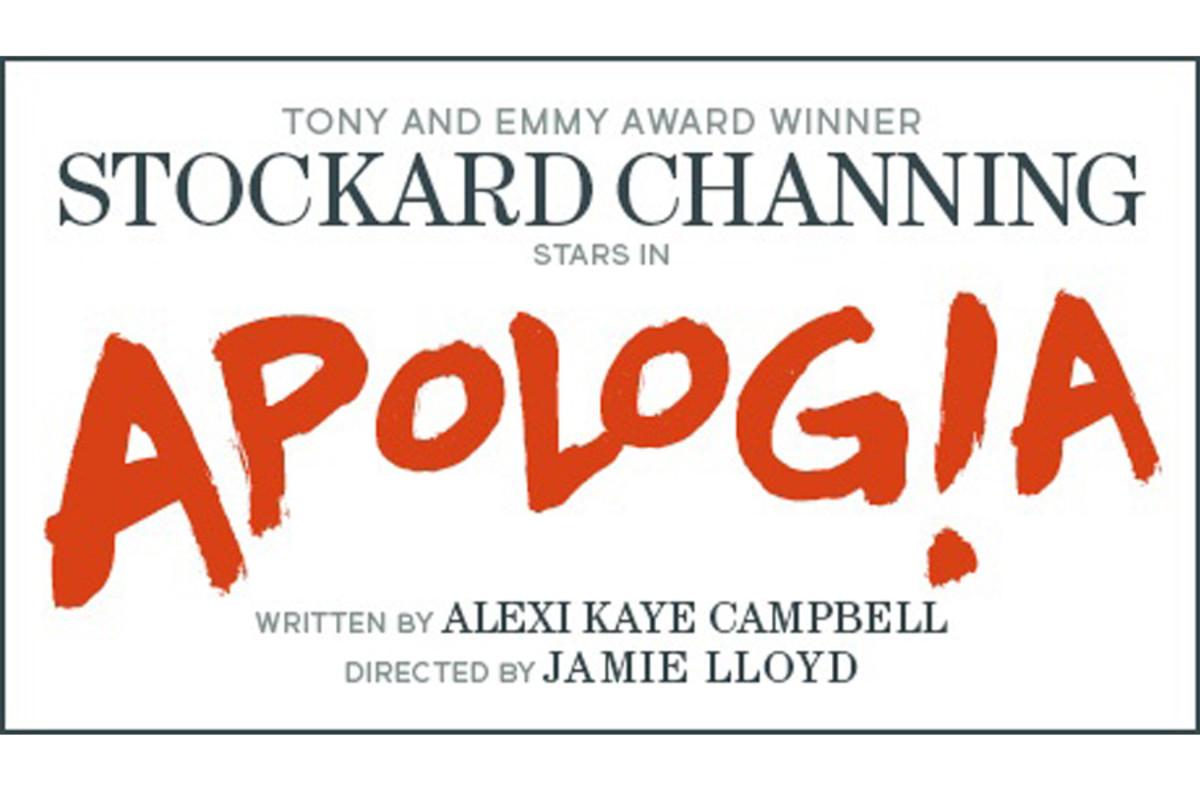 Apologia at Trafalgar Studios