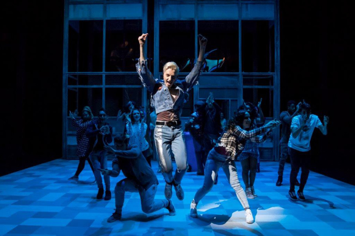 John McCrea in Everybody's Talking About Jamie (Photo: Johan Persson)