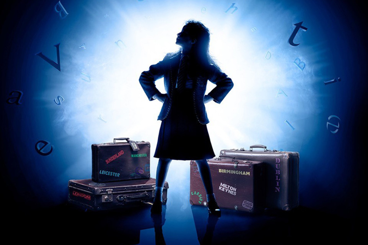 Matilda The Musical on tour