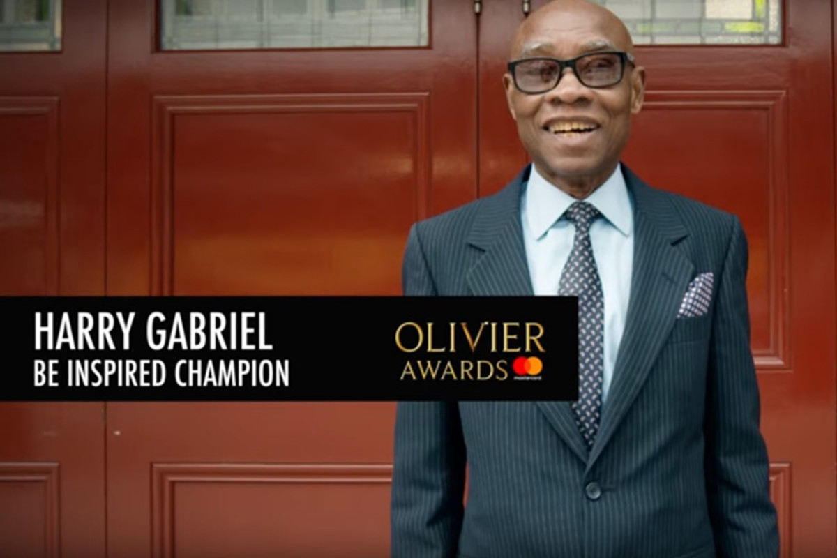 Be Inspired Champion: Harry Gabriel