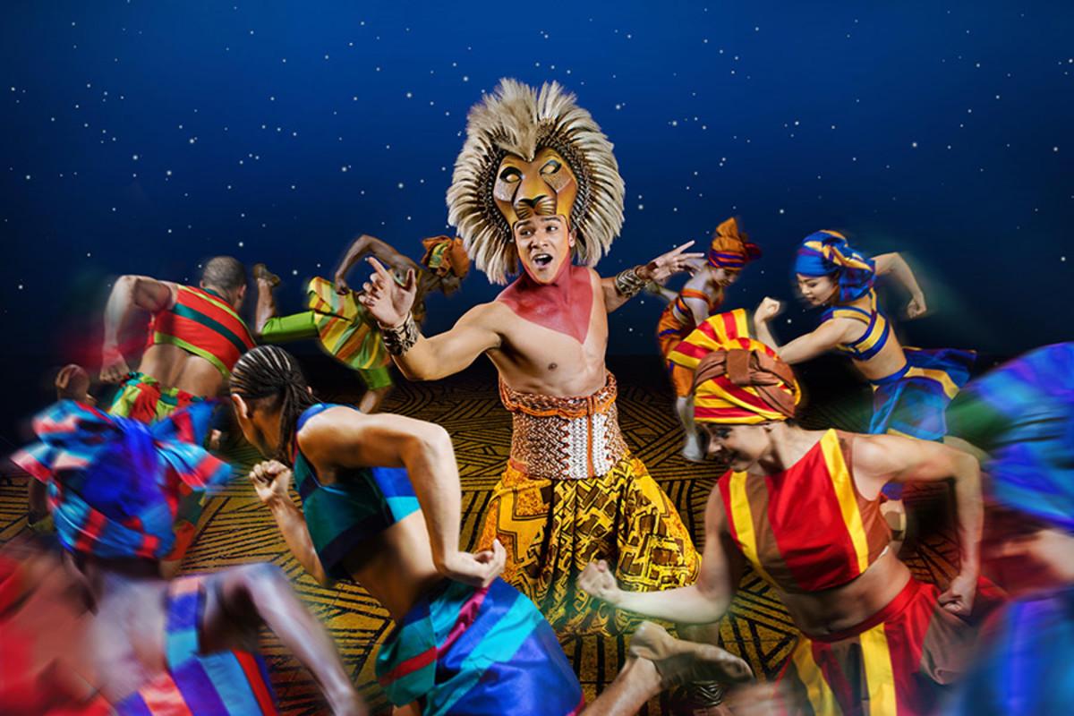 Disney's The Lion King: Reprise (Photo: Dewynters Photography © Disney)