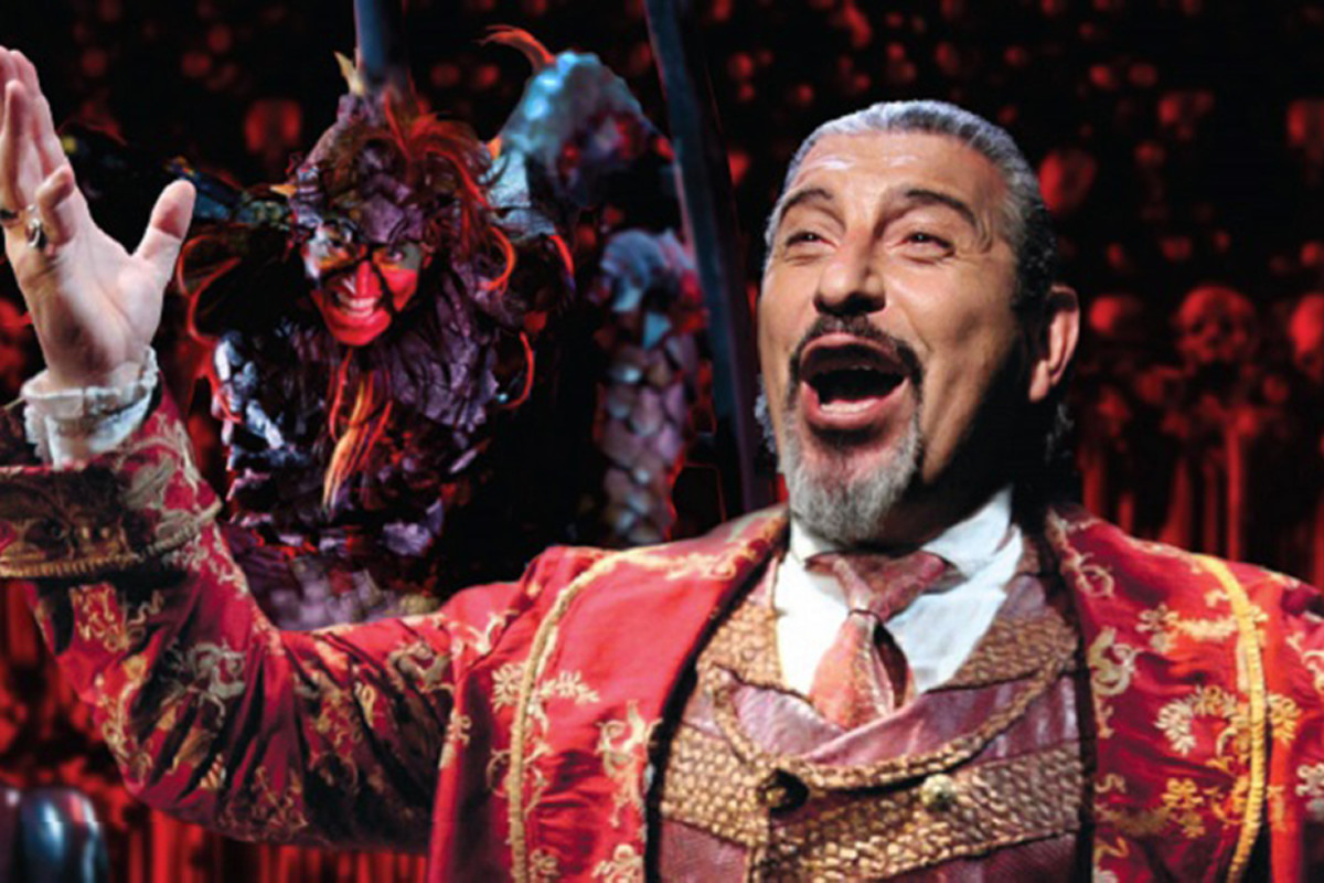 The Screwtape Letters, playing at the Park Theatre