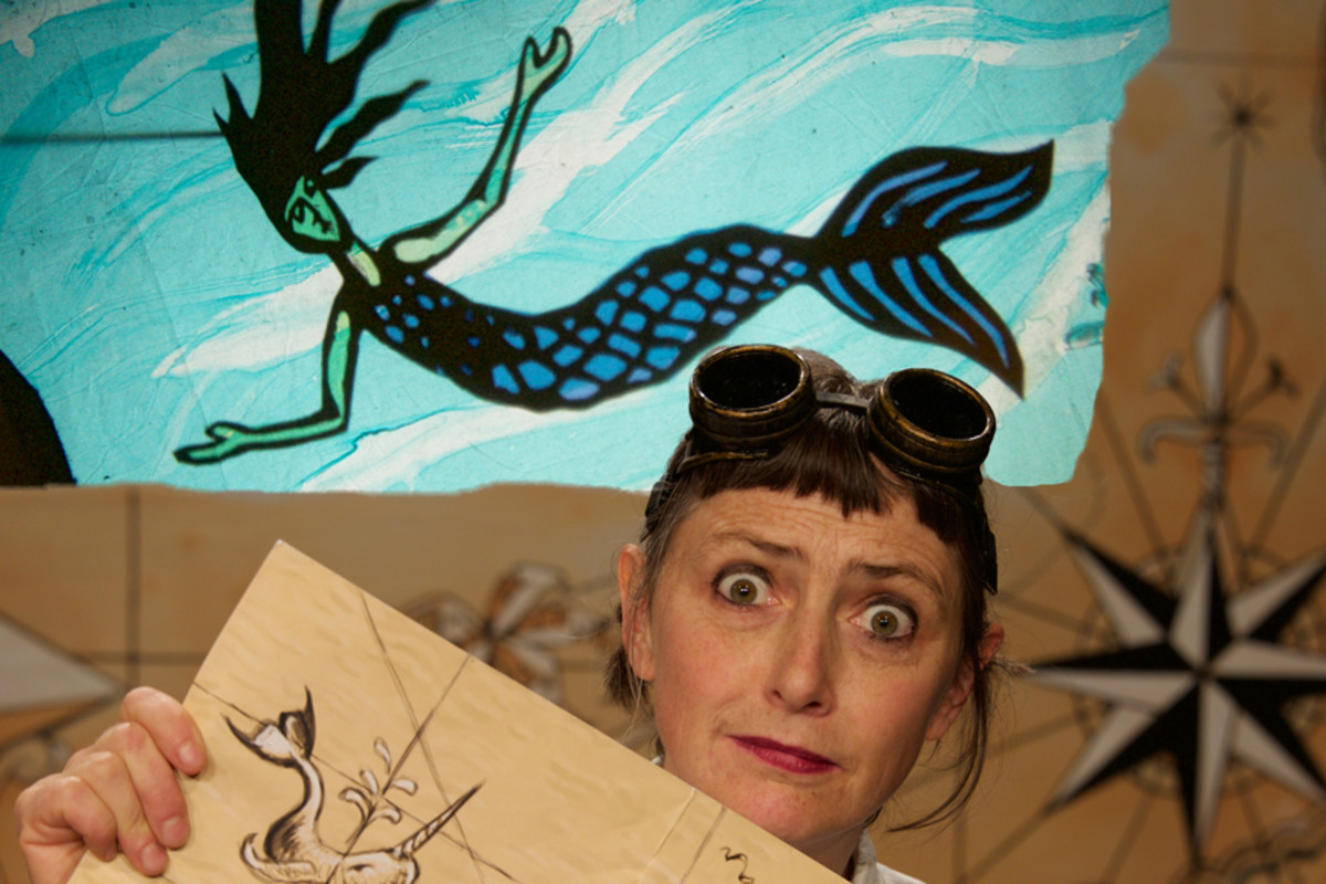 The Real Mermaid Tale, playing at the Lyric Hammersmith