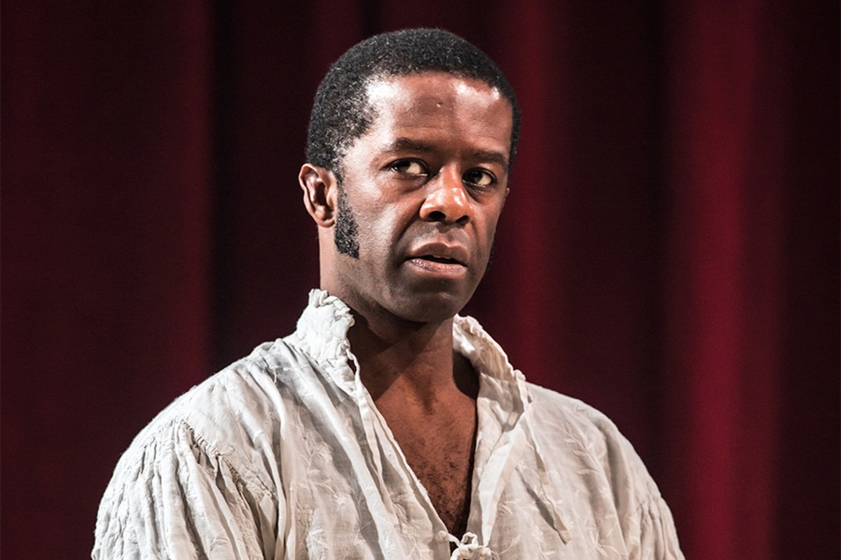 Adrian Lester in Red Velvet at the Garrick Theatre (Photo: Johan Persson)