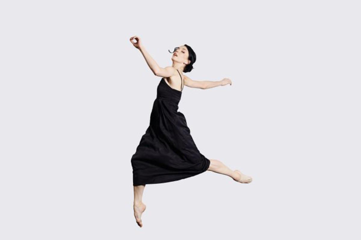 Natalia Osipova – Sidi Larbi Cherkaoui / Russell Maliphant / Arthur Pita (Photo: Nikolai Gulakov)