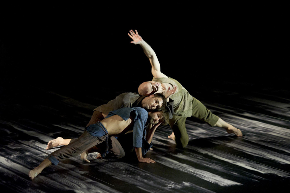 LA Dance Project – Mixed Bill, playing at Sadler's Wells (Photo: Andrea Stappert)