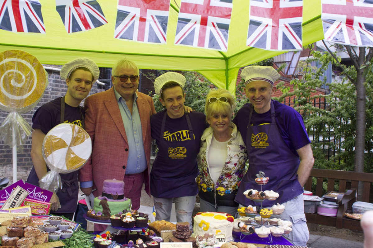 Charlie And The Chocolate Factory at the West End Bake Off 2015 (Photo: Victoria Murray)