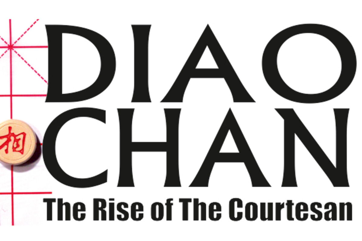 DiaoChan: The Rise Of The Courtesan, playing at London's Arts Theatre