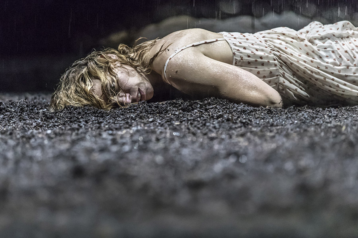 Billie Piper in Yerma (Photo: Johan Persson)