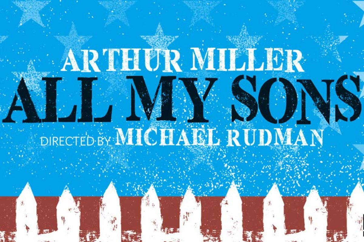 All My Sons, playing at the Rose Theatre, Kingston