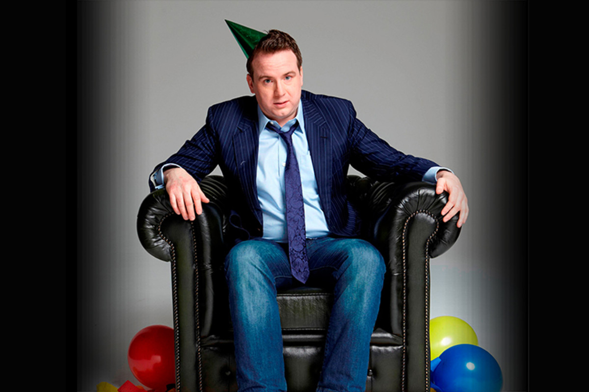 The Political Party With Matt Forde, playing at St James Studio