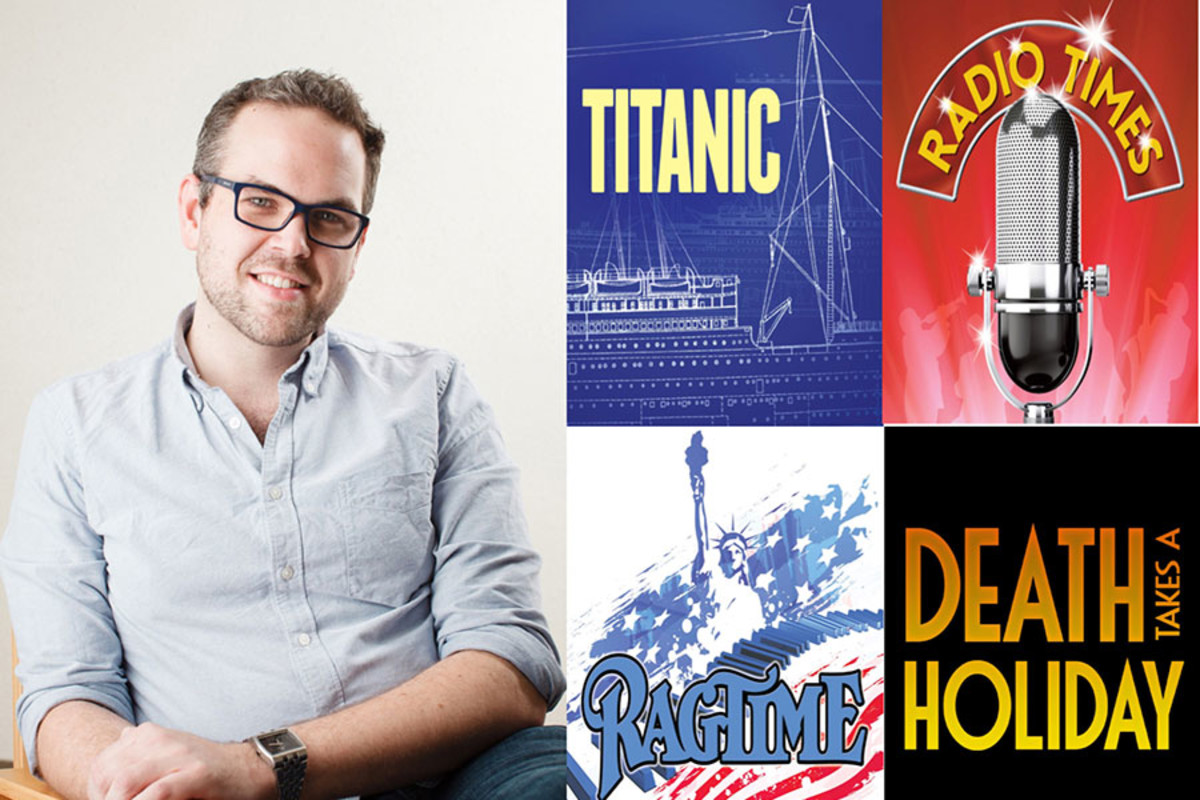 Thom Southerland and his first Charing Cross Theatre season