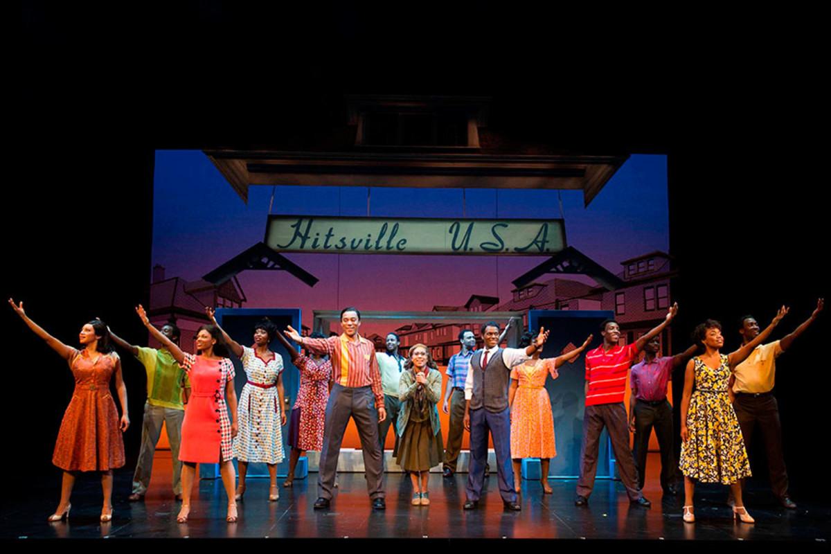 Motown The Musical (Photo: Alastair Muir)