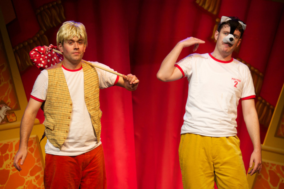 Potted Panto – Dick Whittington's Cat