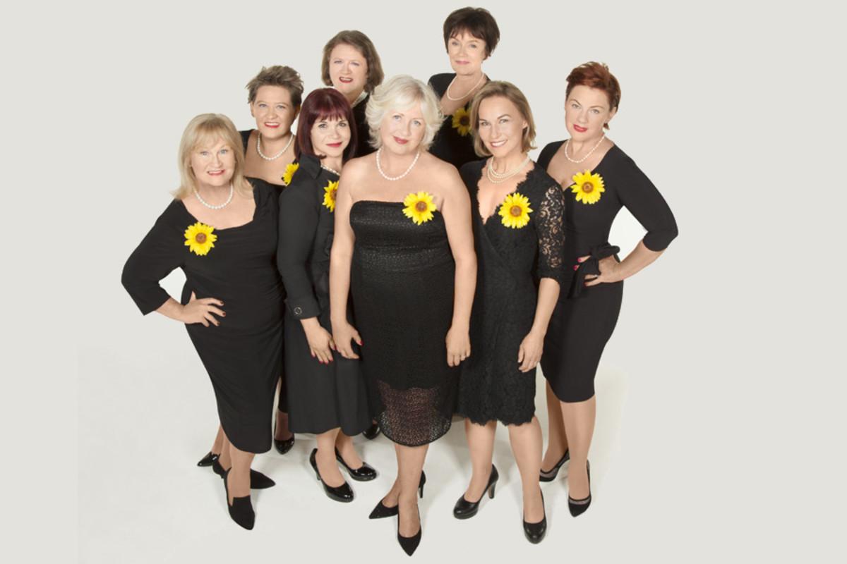 The Girls cast