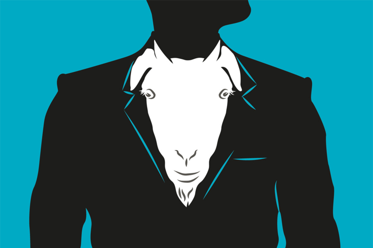 The Goat, Or Who Is Sylvia? Logo