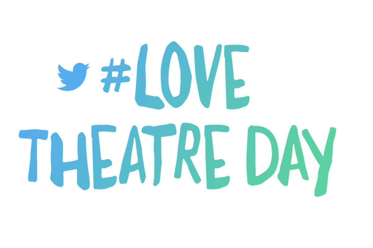 #LoveTheatreDay 2016