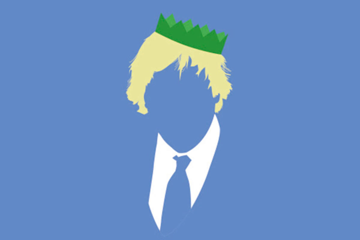 Boris: World King, playing at Trafalgar Studio 2