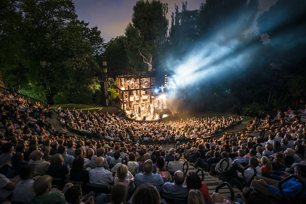 Jesus Christ Superstar at Regent's Park Open Air Theatre (Photo: David Jensen)