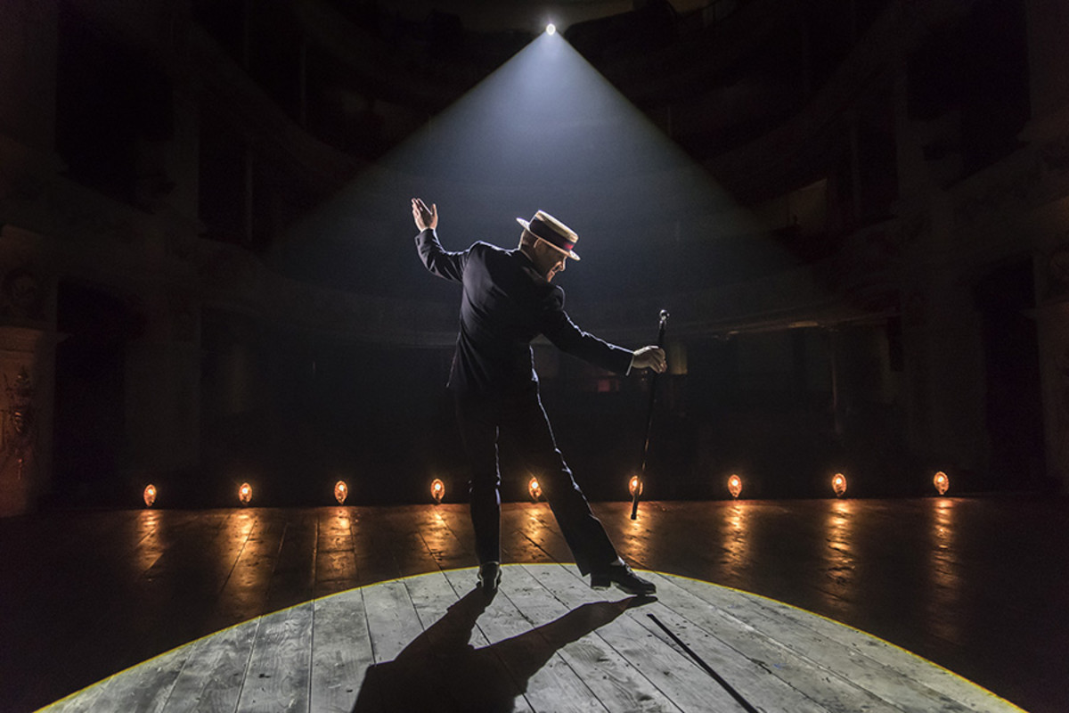 Kenneth Branagh in The Entertainer (Photo: Johan Persson)