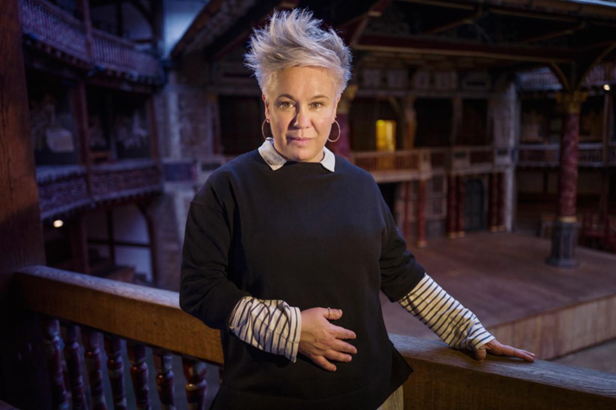 Emma Rice, Artistic Director of Shakespeare's Globe
