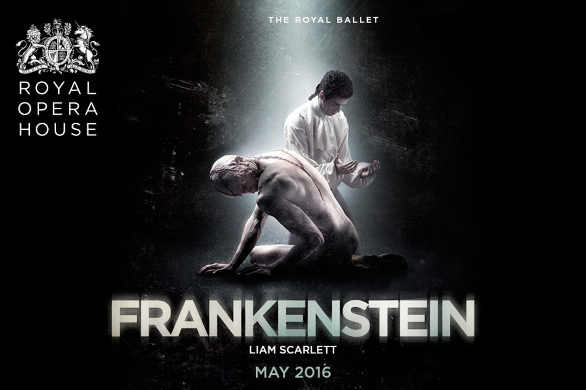 Frankenstein, playing at the Royal Opera House
