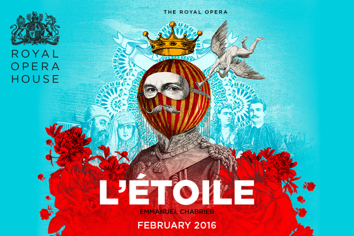 L'Etoile, playing at the Royal Opera House