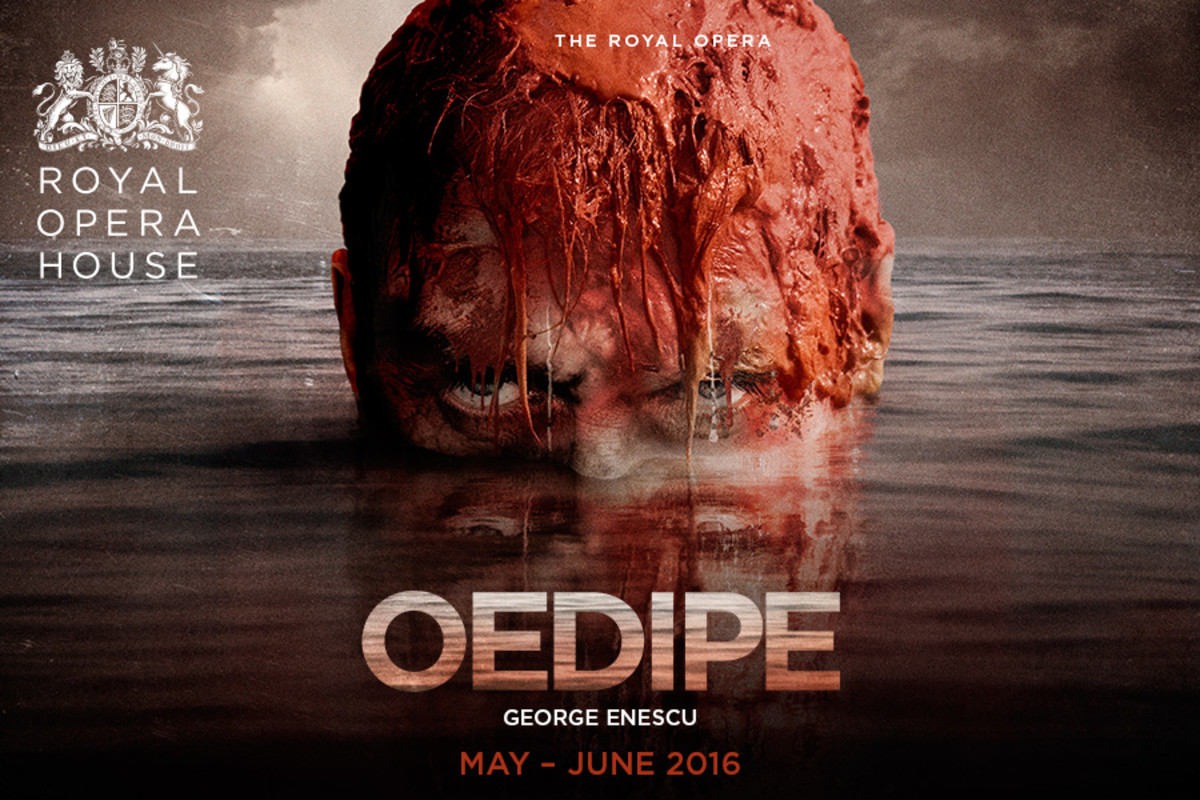 Oedipe, playing at the Royal Opera House