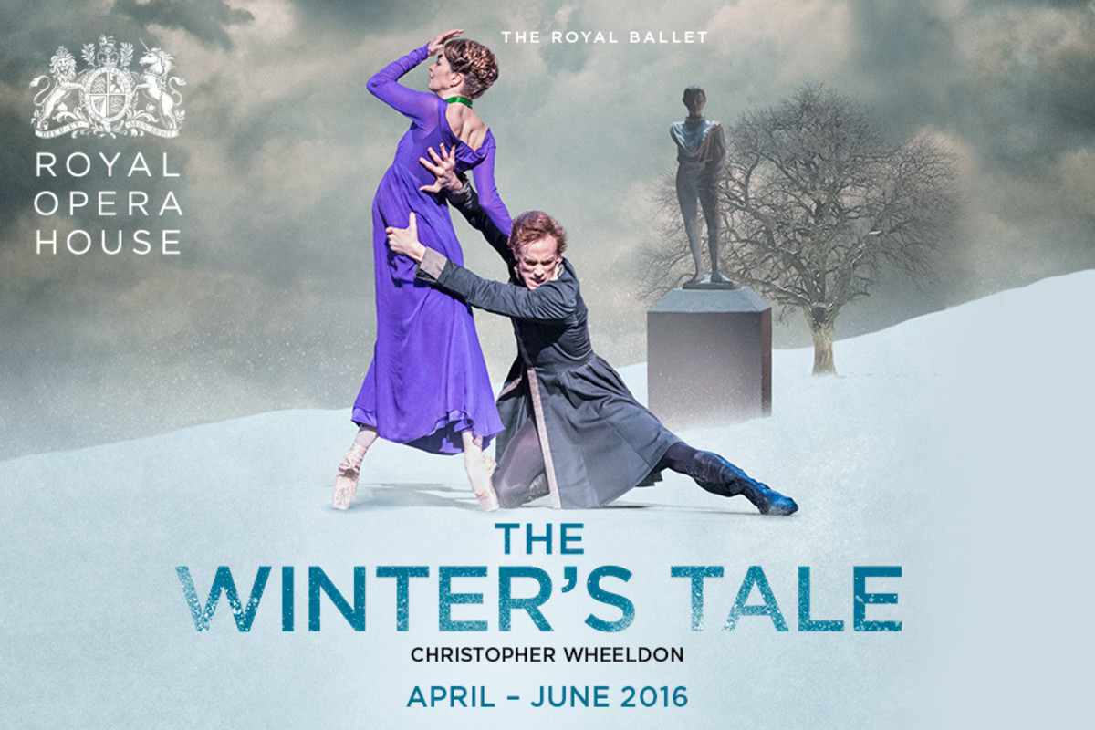The Winter's Tale, playing at the Royal Opera House