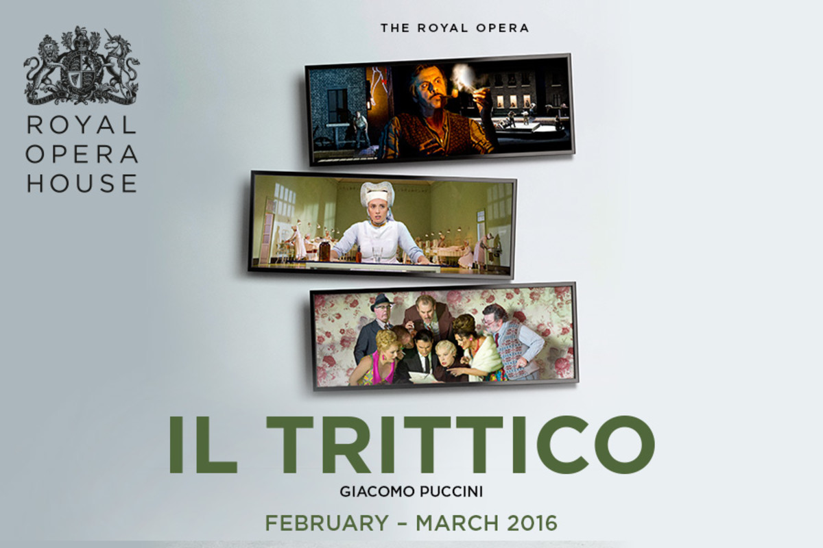Il Trittico, playing at the Royal Opera House