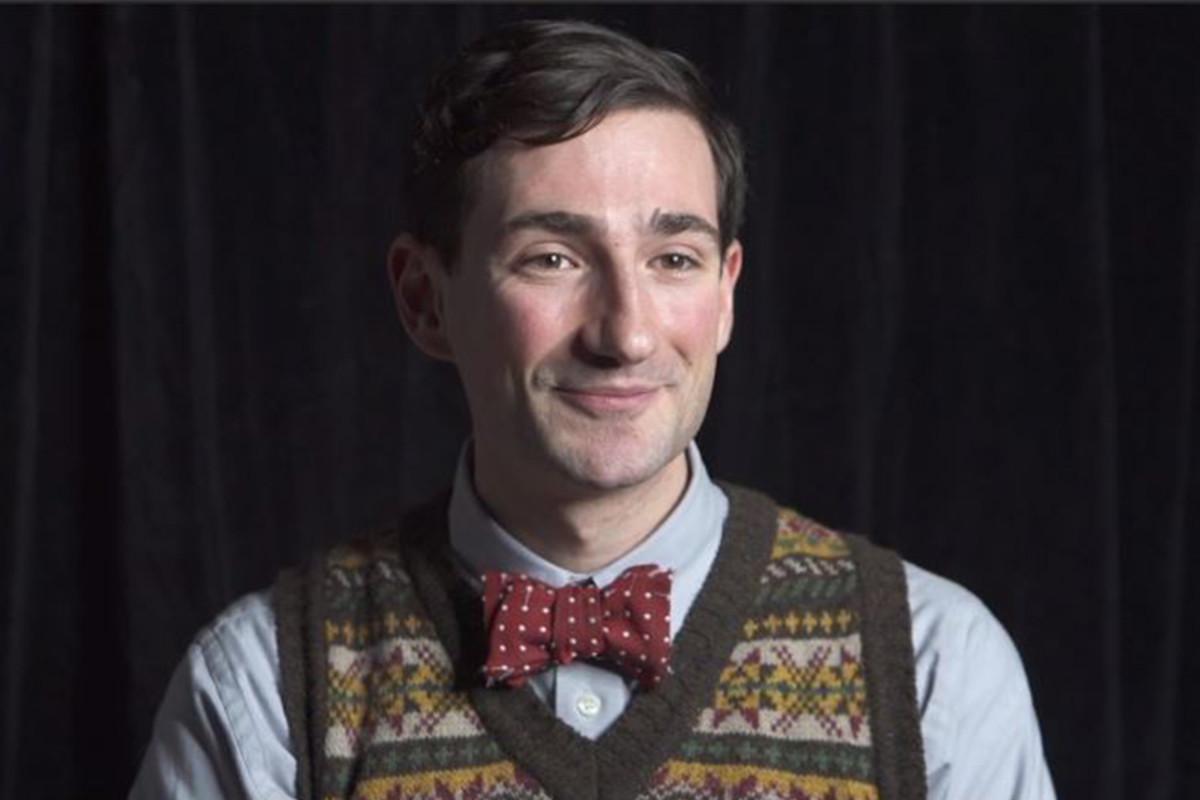 The Mousetrap's Timothy O'Hara
