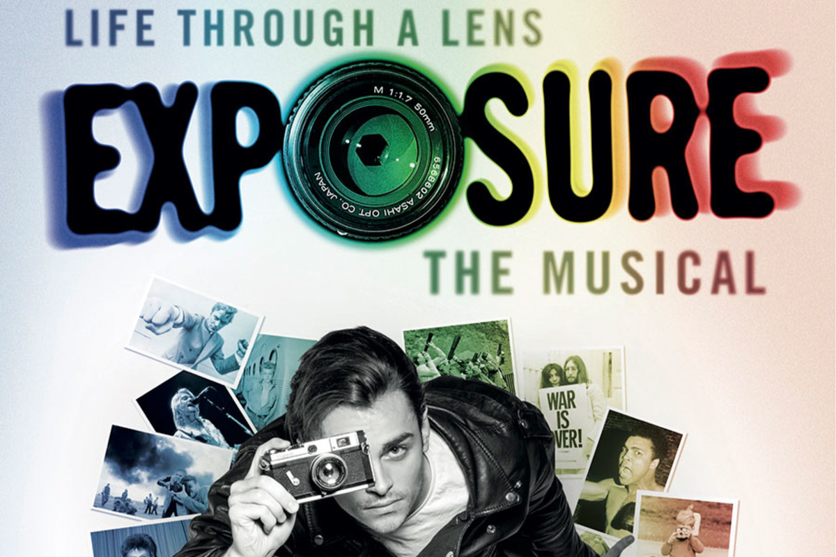 Exposure The Musical, playing at St James Theatre