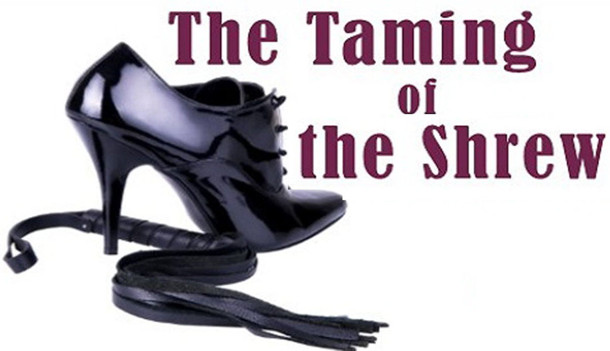 The Taming Of The Shrew, playing at the Arts Theatre