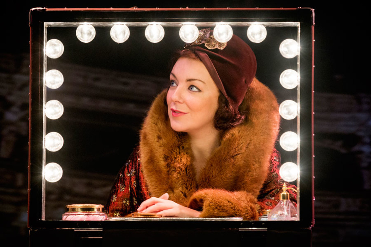 Sheridan Smith in Funny Girl at the Menier Chocolate Factory (Photo: Marc Brenner)