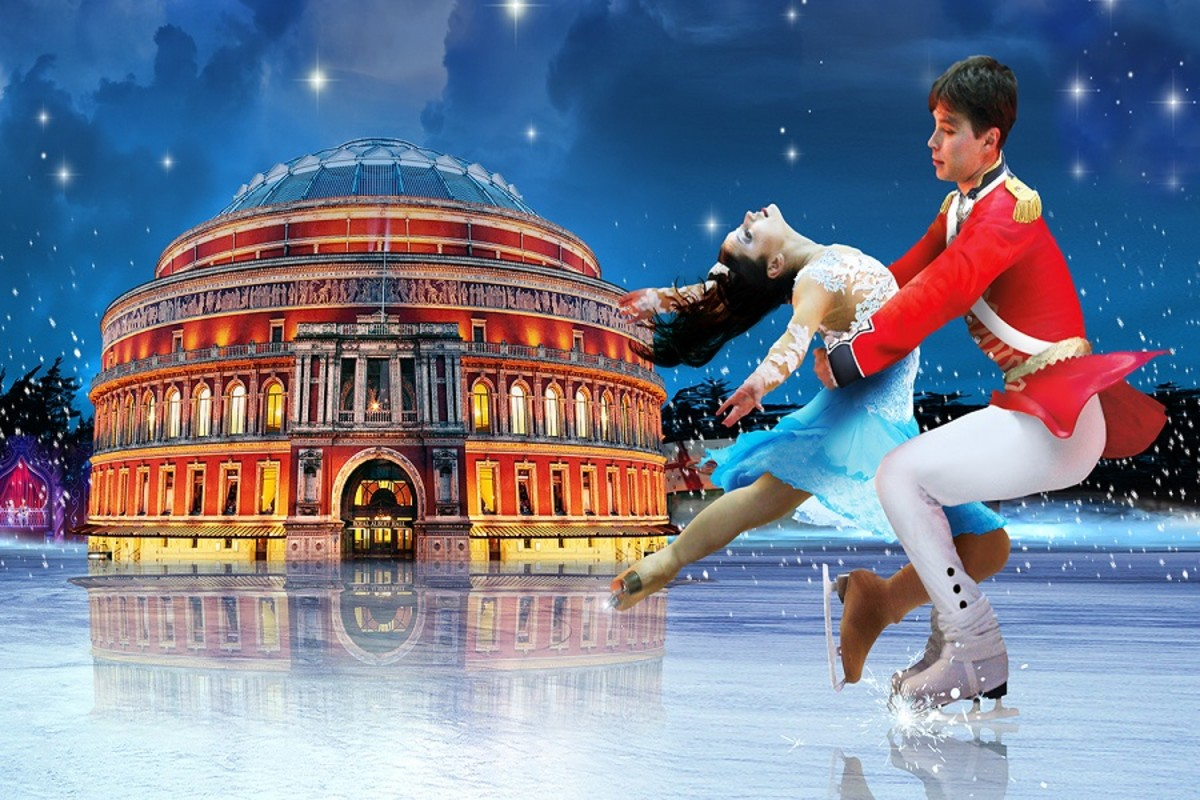 £10 off selected tickets for Nutcracker On Ice at the Royal Albert Hall