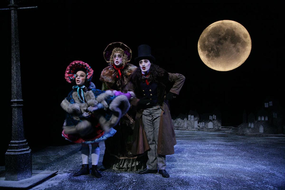 Special offer for magical children's ballet The Little Match Girl