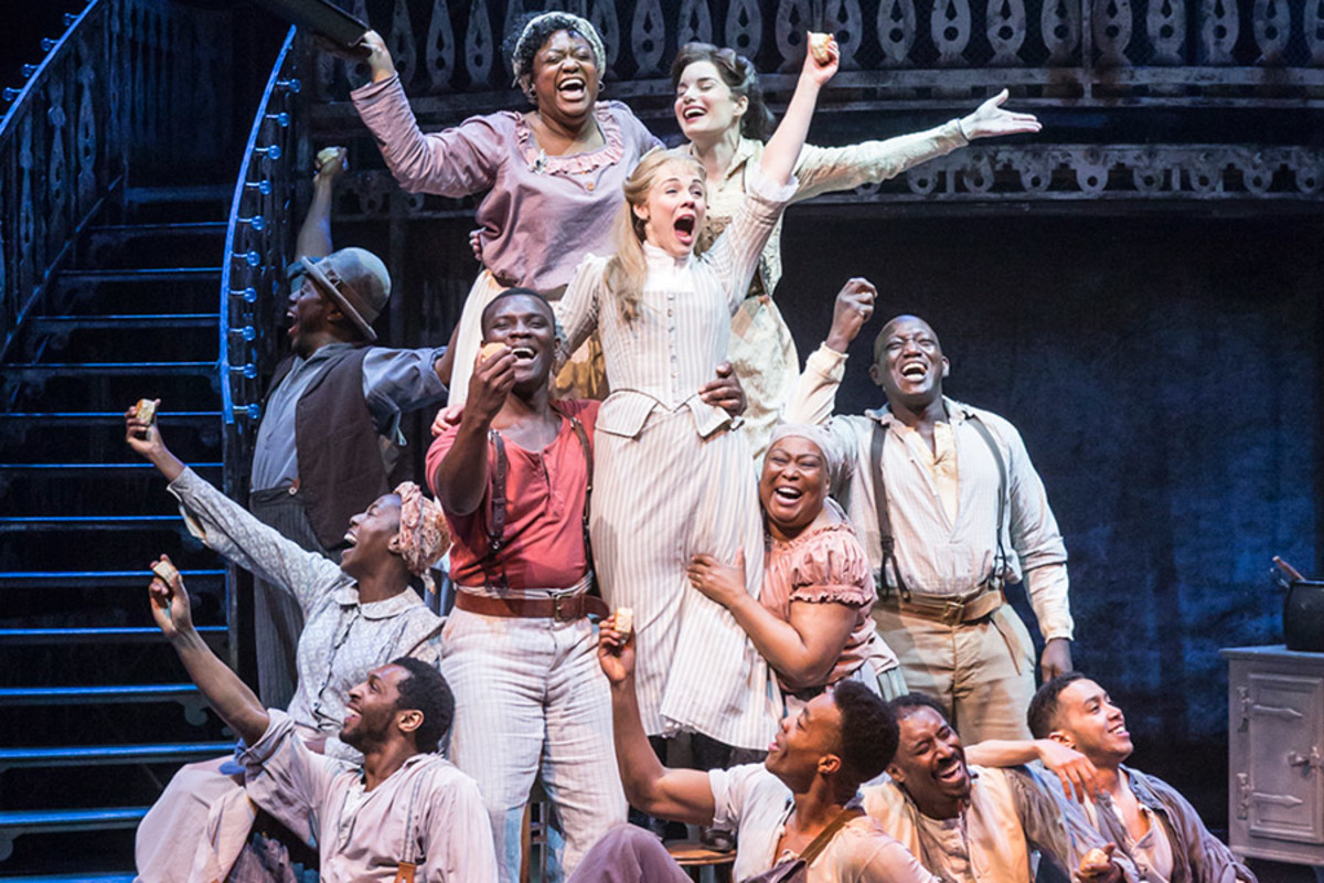 Show Boat (Photo: Johan Persson)