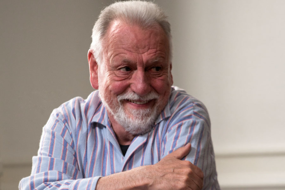 Kenneth Cranham in The Father (Photo: Simon Annand)