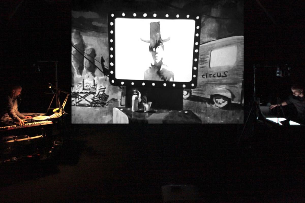 Stereoptik, Dark Circus (image credit: JM Besenval)