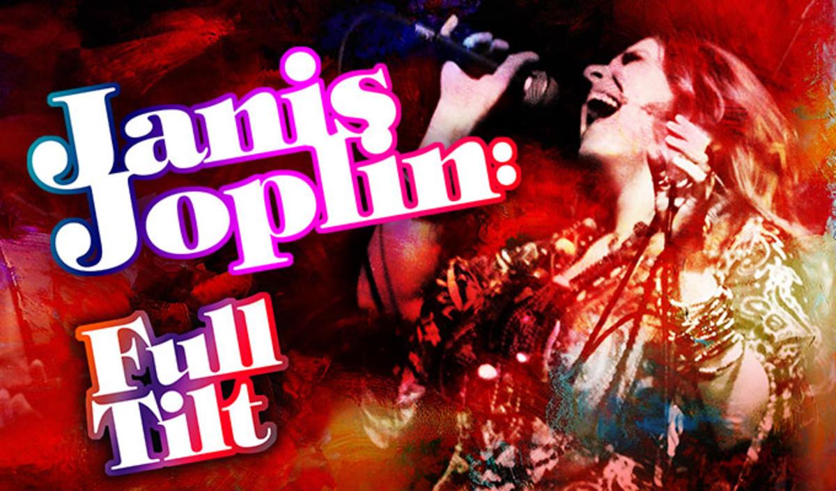Janis Joplin at Theatre Royal Stratford East