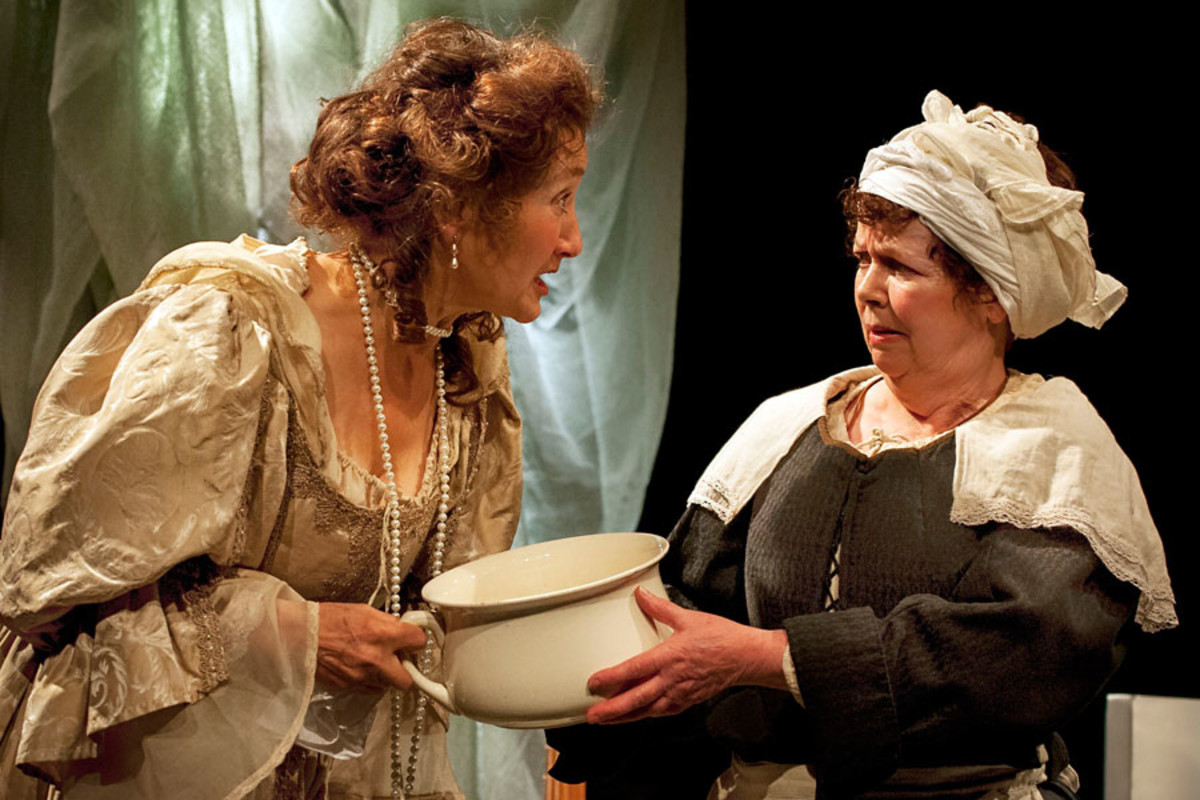The Restoration Of Nell Gwynn at the Park Theatre