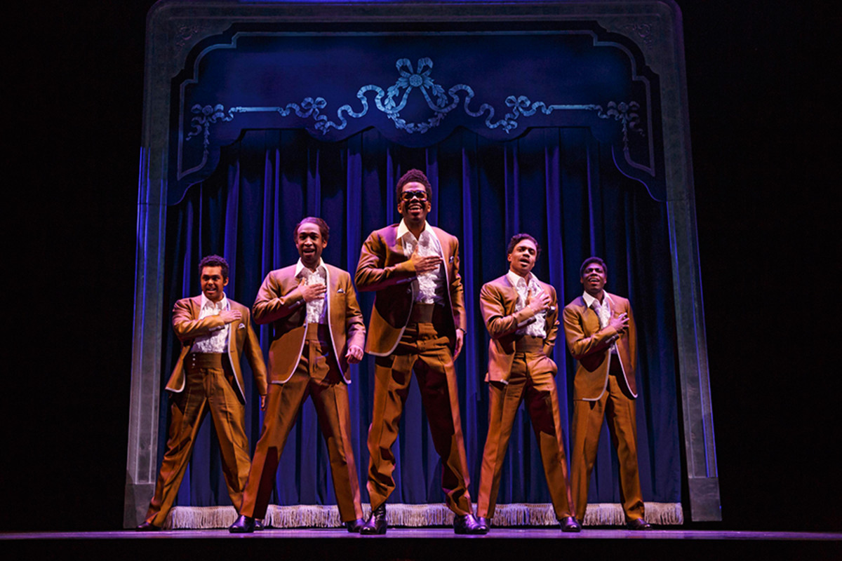 Motown The Musical, which will come to the Shaftesbury Theatre in 2016